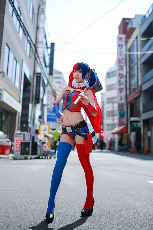 a97a0657_0tw_by_niea_jpn-d9wrzuo Cosplay - Harley Quinn New 52 #123