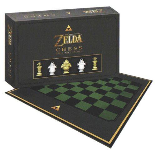 echec-zelda Jeu d'échecs The Legend Of Zelda