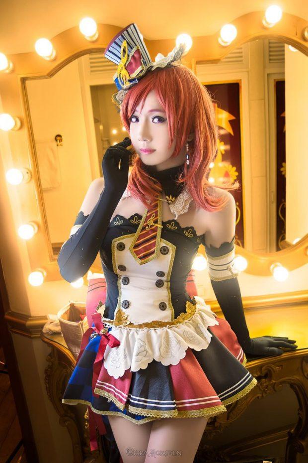 lovelive___maid_idolized___maki_by_kirahokuten-da3hfyf-620x930 Cosplay - Love Live #121
