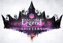 test Endless legend shifters