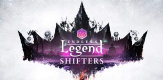 test Endless legend shifters
