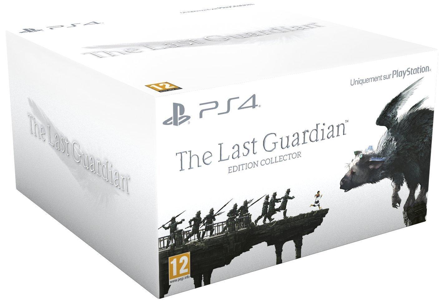TheLastGuardianCollector The Last Guardian - Le collector - Préco ouverte