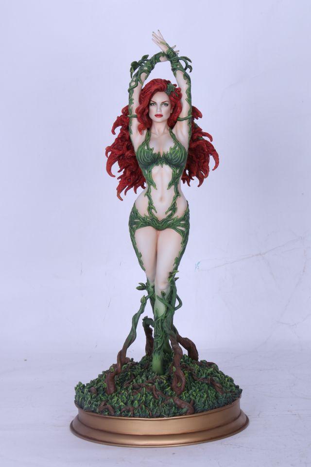 IMG_6603 Figurine - DC Comics Fantasy Figure Gallery Poison ivy
