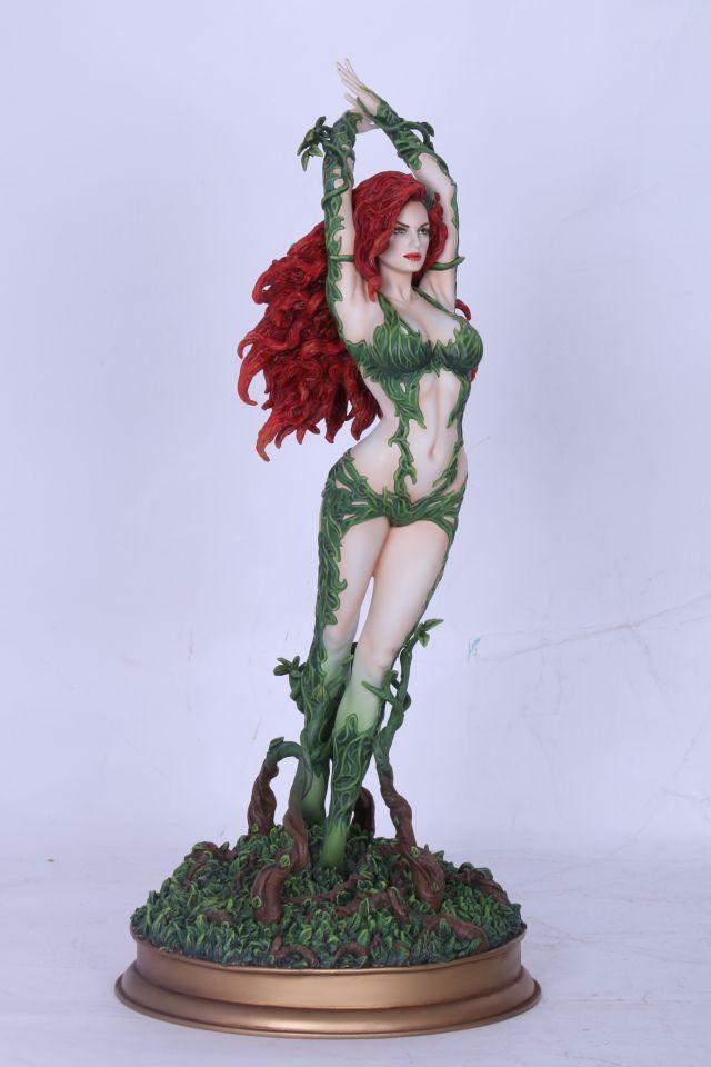 IMG_6610 Figurine - DC Comics Fantasy Figure Gallery Poison ivy