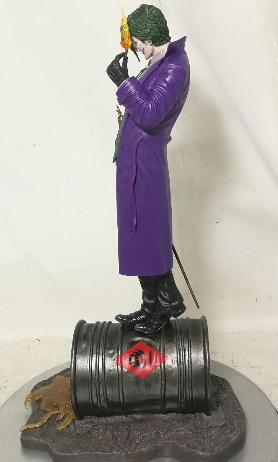 JokerJul1316-6 Figurine - DC Comics Fantasy Figure Gallery Joker