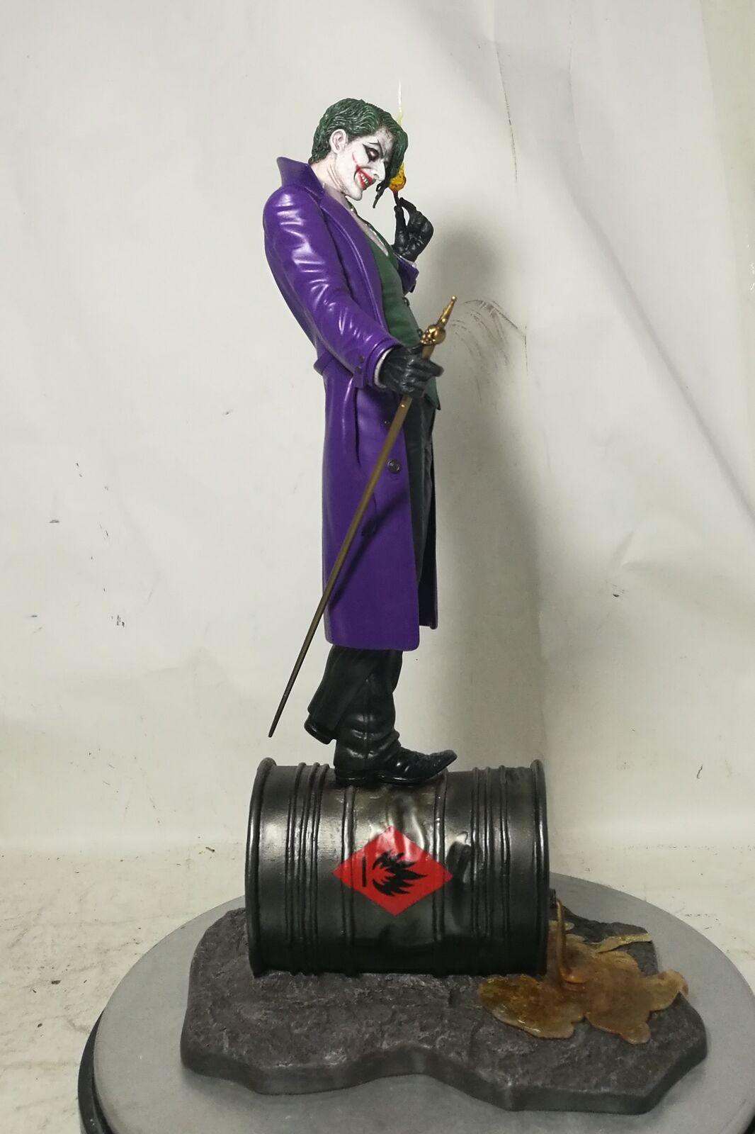JokerJul1316-8 Figurine - DC Comics Fantasy Figure Gallery Joker