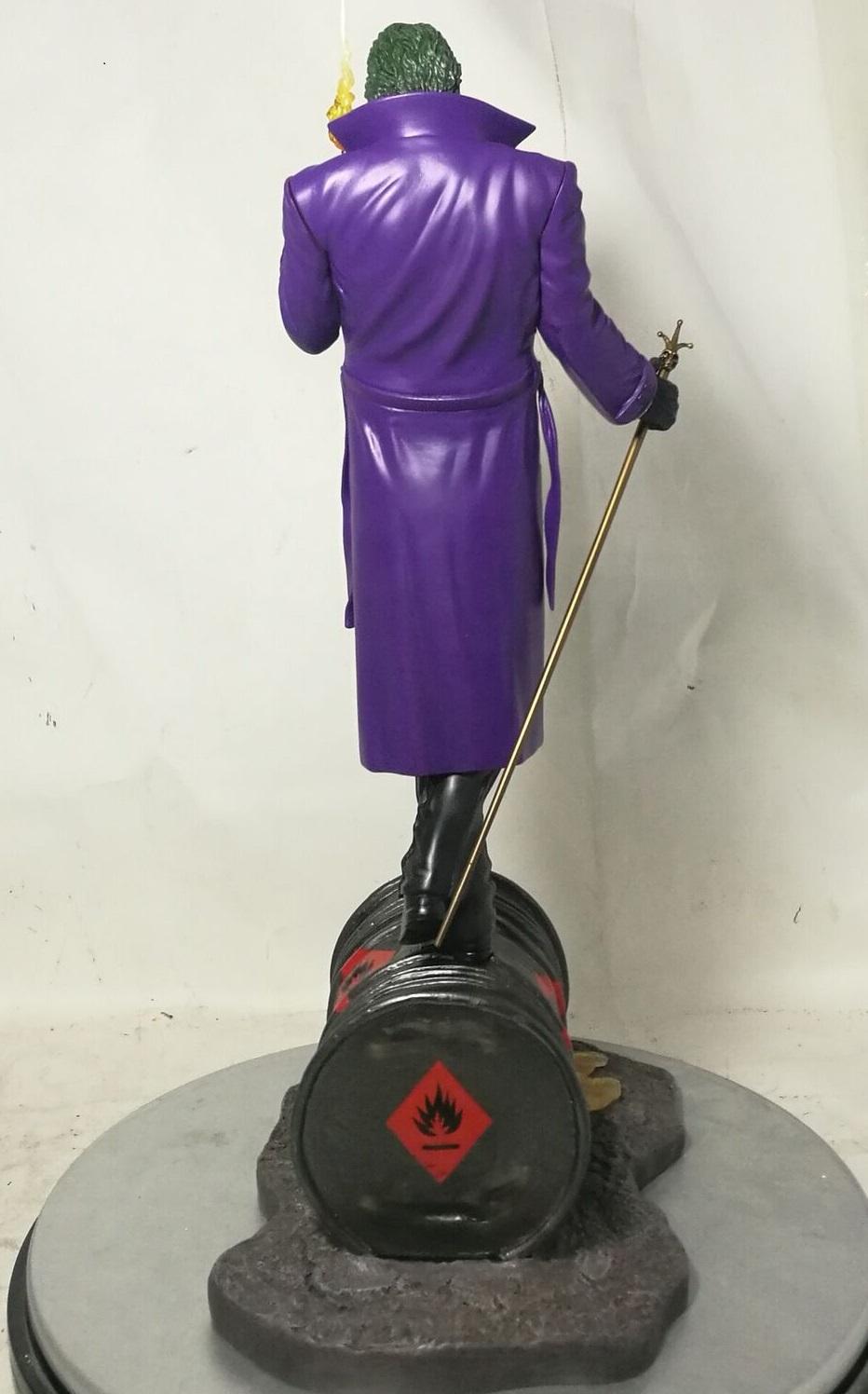 JokerJul1316-9 Figurine - DC Comics Fantasy Figure Gallery Joker