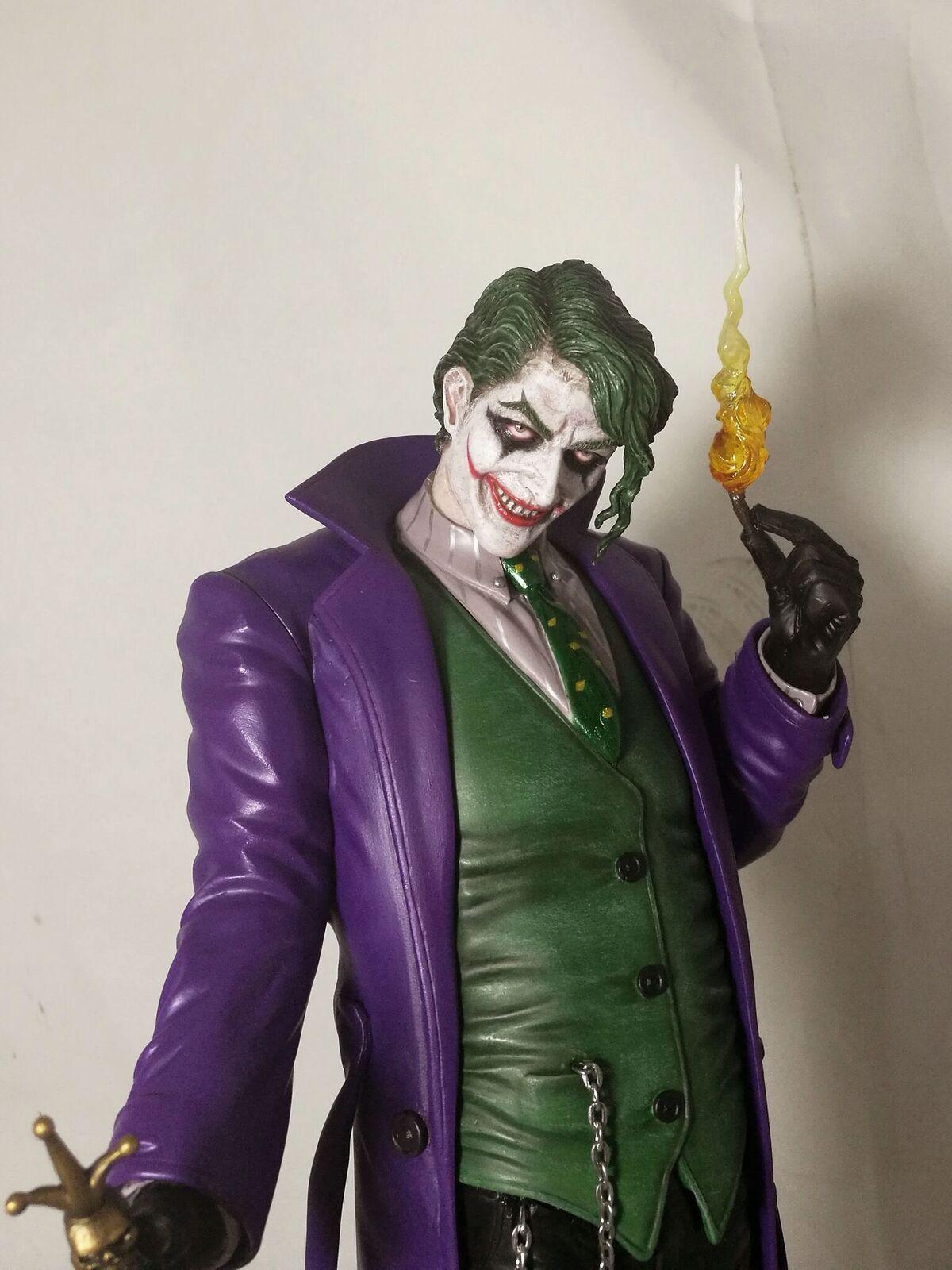 Jokerjul1316-2g Figurine - DC Comics Fantasy Figure Gallery Joker
