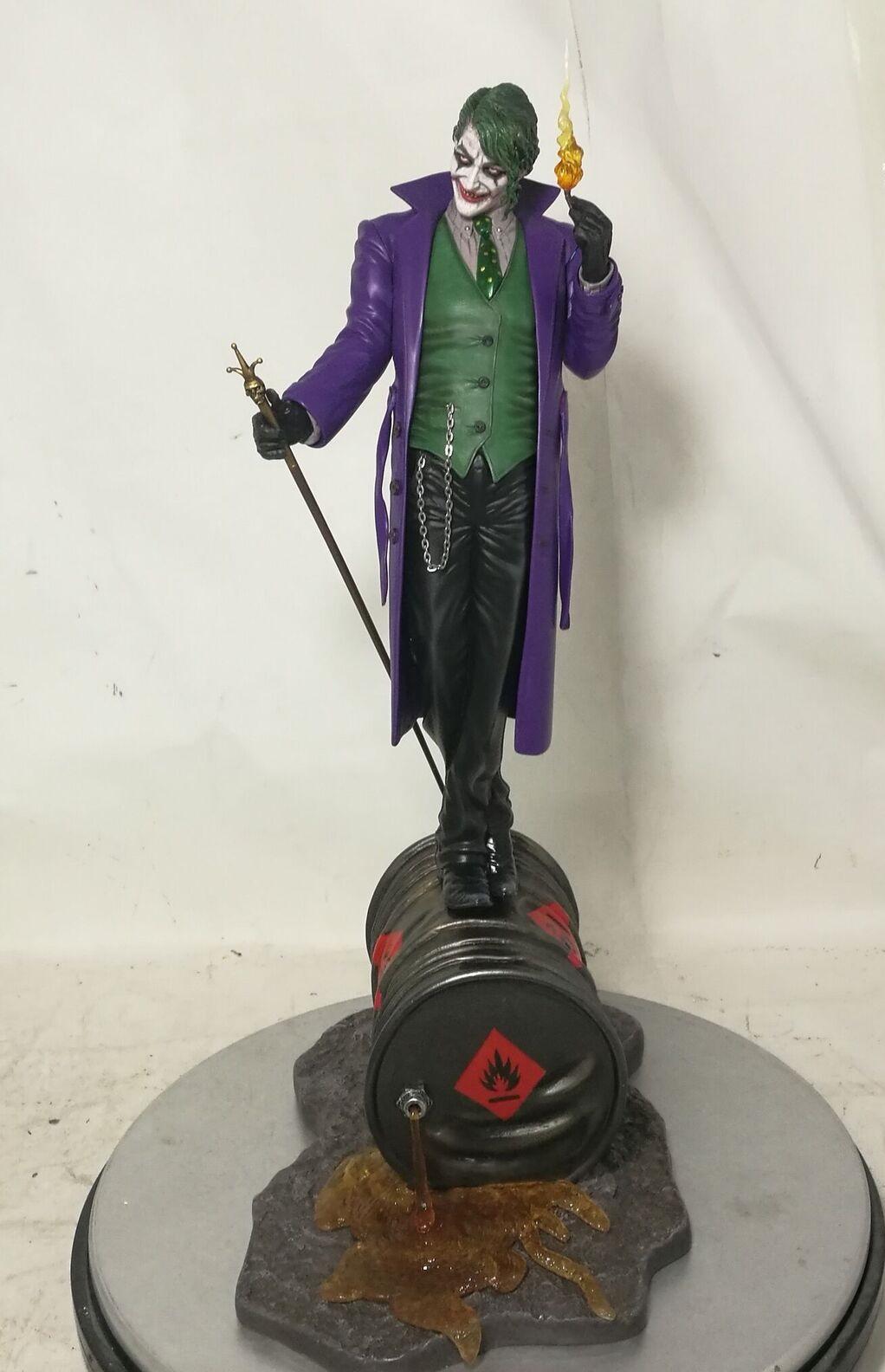 Jokerjul1316-3 Figurine - DC Comics Fantasy Figure Gallery Joker