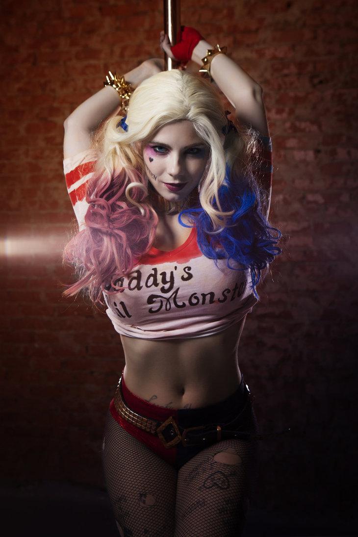 harley_quinn__hi_puddin__miss_me__by_anastasya01-d9x7t4z Cosplay - Suicide Squad - Harley Quinn #129