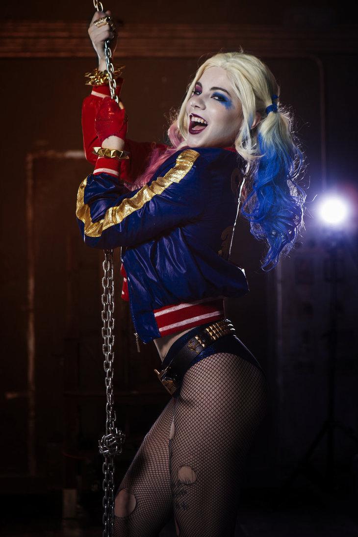 harley_quinn_suicide_squad_by_anastasya01-d9wajwj Cosplay - Suicide Squad - Harley Quinn #129