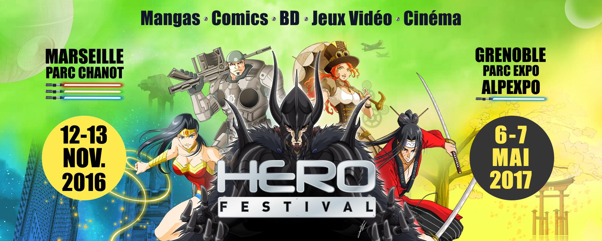 2000x800-V3 Concours - Repartez avec vos places pour le HeroFestival