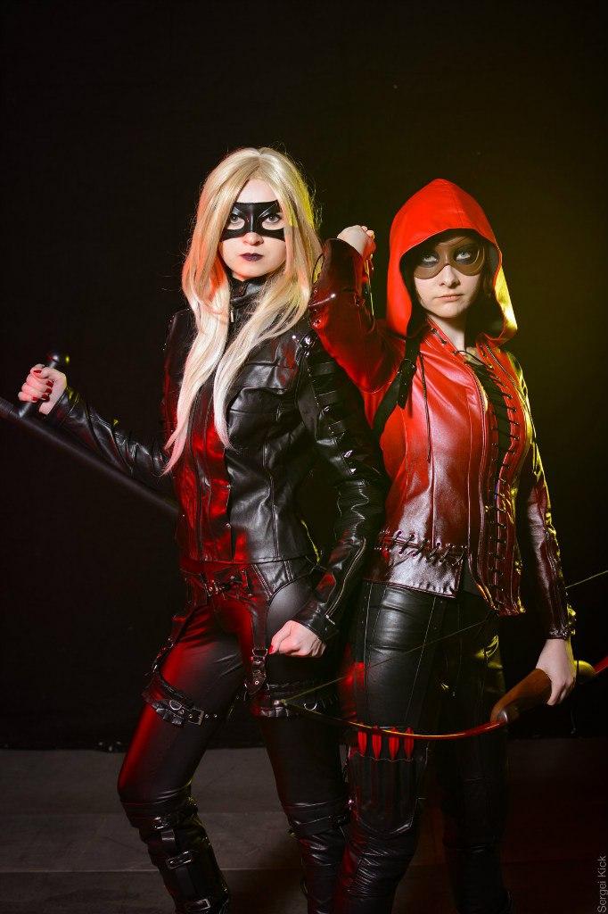 speedy_and_black_canary__starcon_2016_by_shiera13-dal5ogm Cosplay - Speedy & Black Canary #131