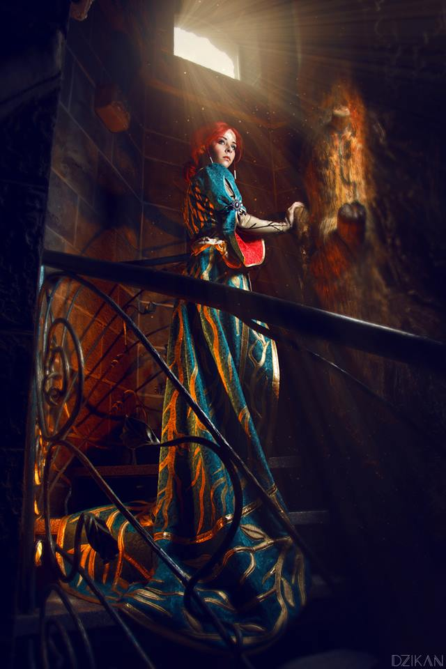 15032851_1016463478464842_3078648588612970289_n Cosplay - Triss Merigold - The Witcher 3 #134