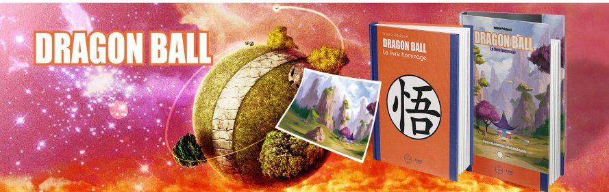 dragon-ball-le-livre-hommage-e1479548133555 Présentation du livre hommage à Dragon Ball des éditions Third Edition
