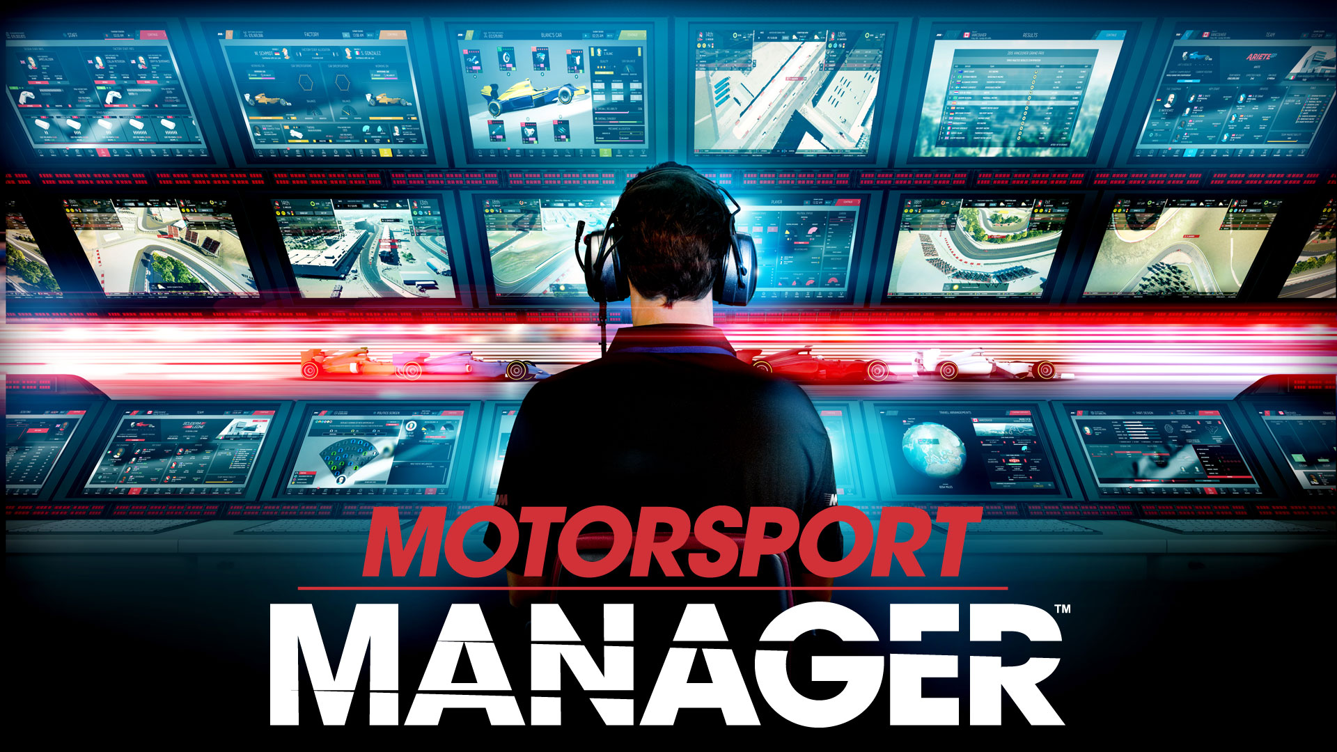 test motorsport manager sur pc. Black Bedroom Furniture Sets. Home Design Ideas