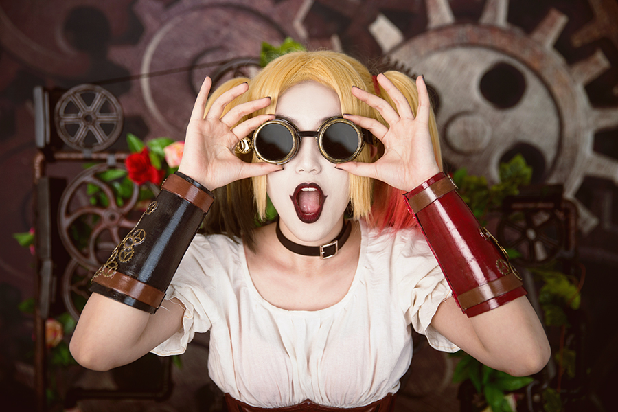 1d5a570c97c2ed0dffe101470c216caa-daltb6r Cosplay - Harley Quinn #139