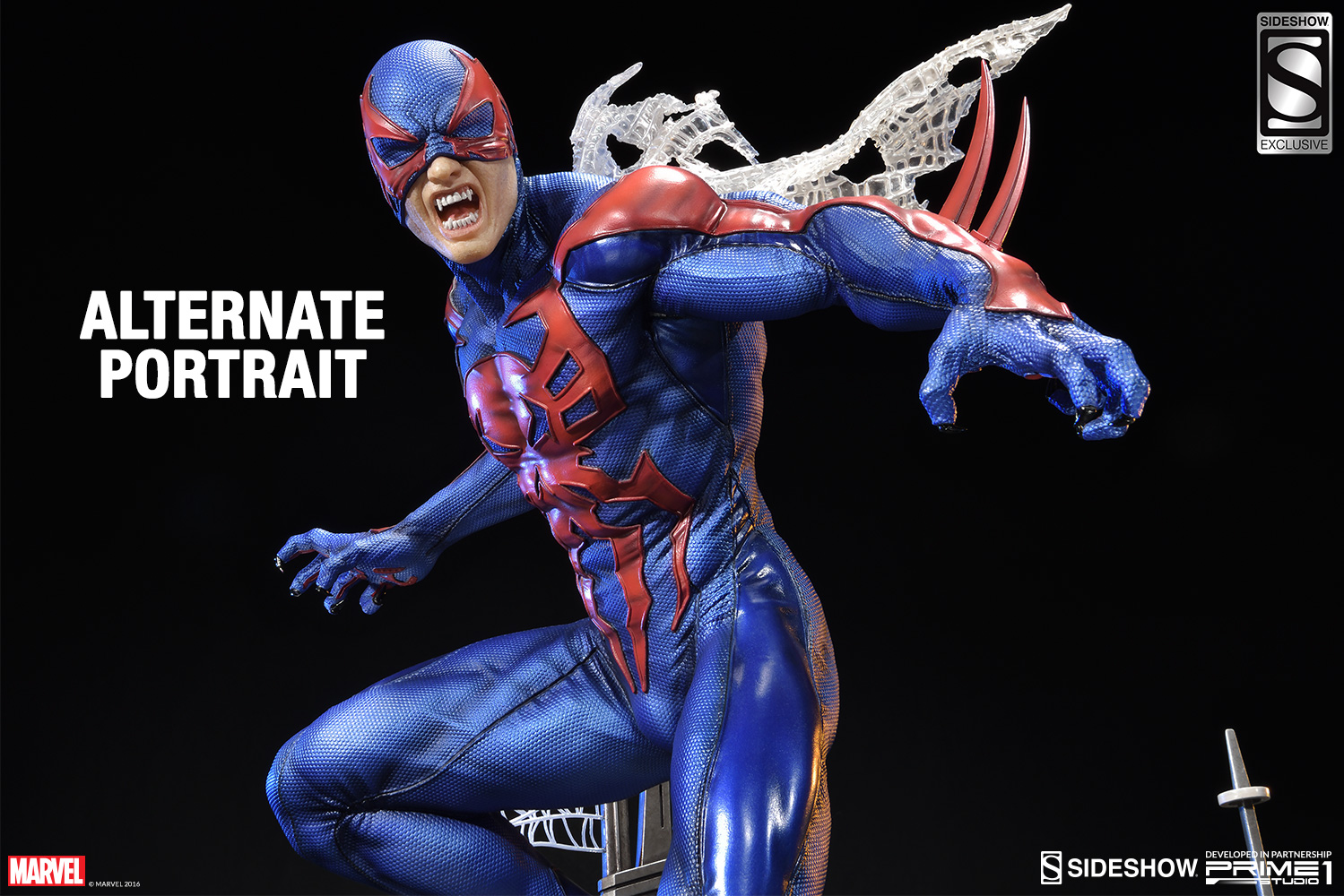Figurine spider man 2099 prime1 - Images de spiderman ...
