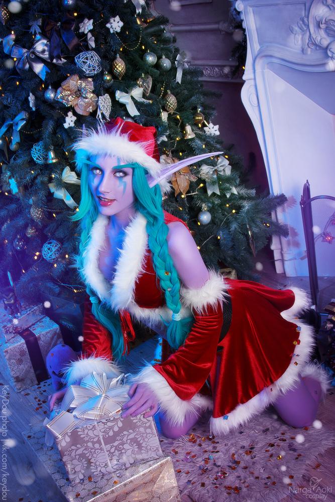 world_of_warcraft___feast_of_winter_veil_by_narga_lifestream-das4y69 Cosplay - Wow Noël #141