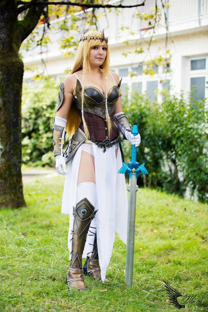 zelda_cosplay___original_design_by_dragunova_cosplay-dapgxbk Cosplay - Zelda #138