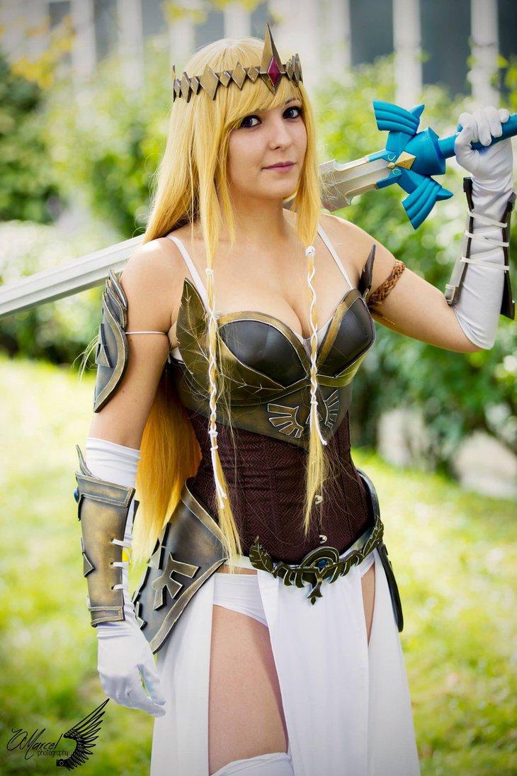 zelda_cosplay___original_design_by_dragunova_cosplay-dapgxer Cosplay - Zelda #138