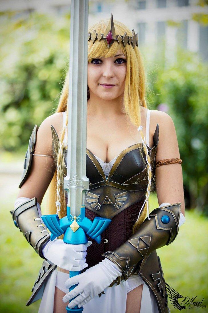 zelda_cosplay___original_design_by_dragunova_cosplay-dapgxir Cosplay - Zelda #138