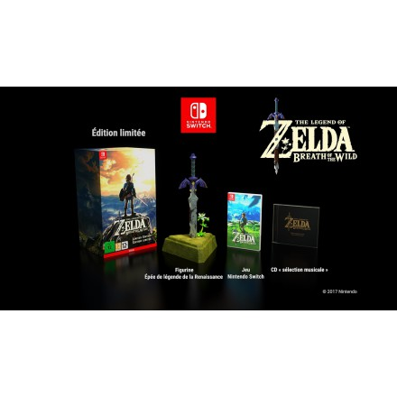 coll2 The Legend of Zelda : Breath of the Wild et ses collectors