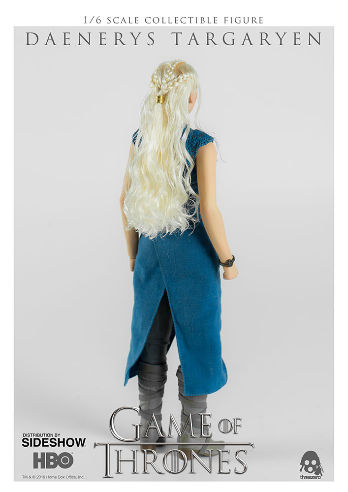 game-of-thrones-daenerys-targaryen-sixth-scale-figure-threezero-902928-04 Figurine - Game of Thrones - Daenerys
