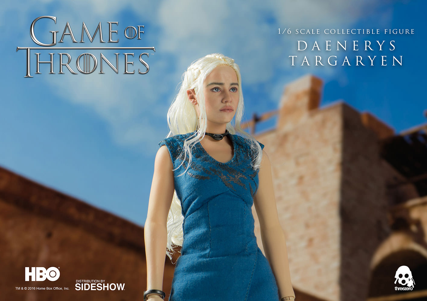 game-of-thrones-daenerys-targaryen-sixth-scale-figure-threezero-902928-12 Figurine - Game of Thrones - Daenerys