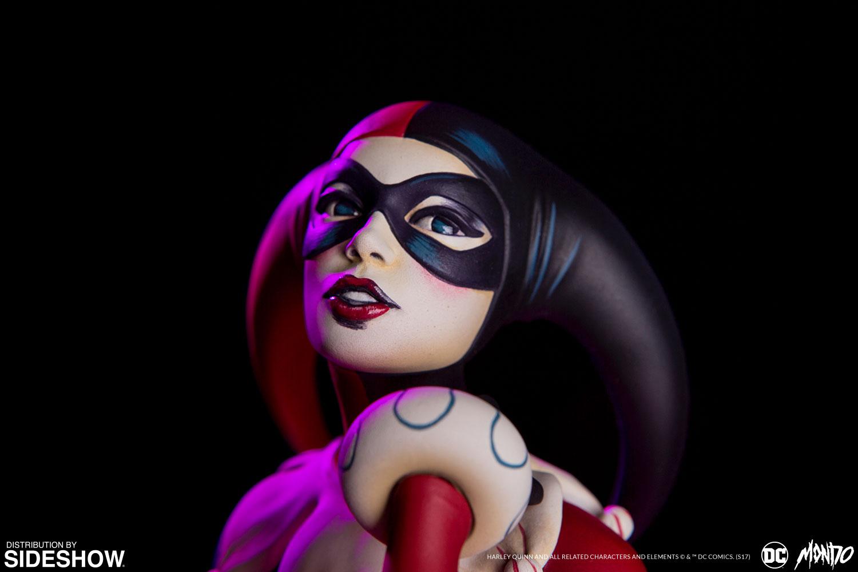 dc-comics-waiting-for-my-j-man-harley-quinn-statue-mondo-902952-05 Figurine - Harley Quinn - Waiting for My J Man
