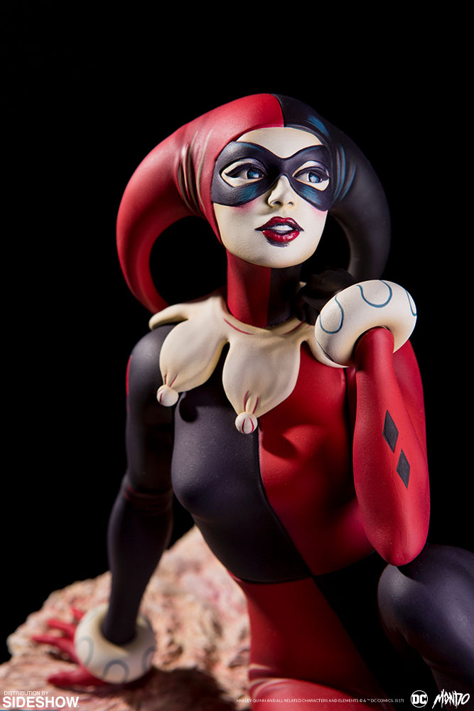 dc-comics-waiting-for-my-j-man-harley-quinn-statue-mondo-902952-11 Figurine - Harley Quinn - Waiting for My J Man