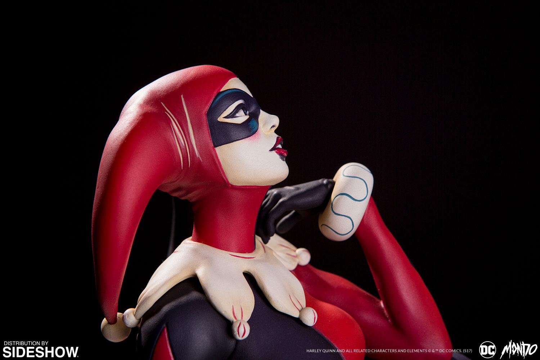 dc-comics-waiting-for-my-j-man-harley-quinn-statue-mondo-902952-13 Figurine - Harley Quinn - Waiting for My J Man