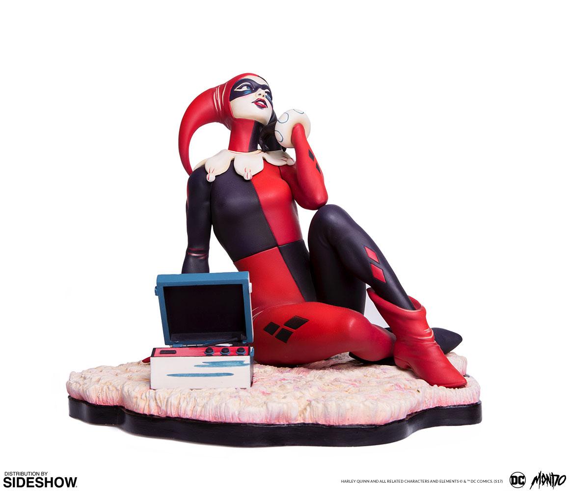 dc-comics-waiting-for-my-j-man-harley-quinn-statue-mondo-902952-14 Figurine - Harley Quinn - Waiting for My J Man
