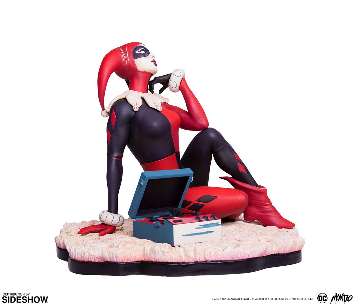 dc-comics-waiting-for-my-j-man-harley-quinn-statue-mondo-902952-15 Figurine - Harley Quinn - Waiting for My J Man