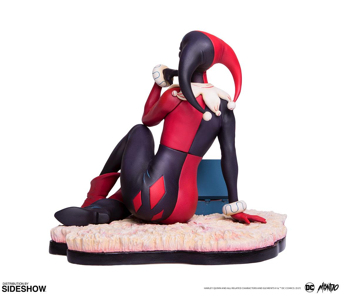 dc-comics-waiting-for-my-j-man-harley-quinn-statue-mondo-902952-18 Figurine - Harley Quinn - Waiting for My J Man