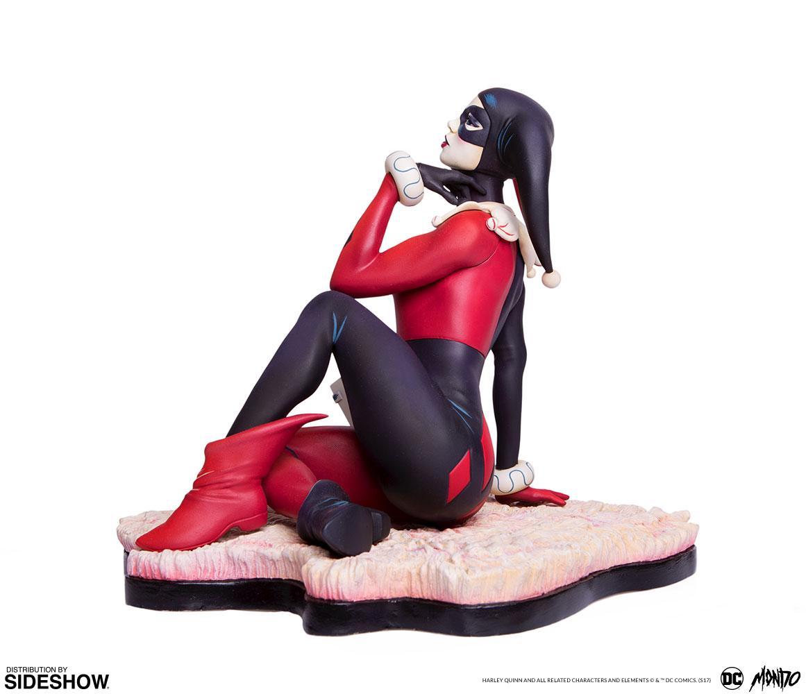 dc-comics-waiting-for-my-j-man-harley-quinn-statue-mondo-902952-19 Figurine - Harley Quinn - Waiting for My J Man