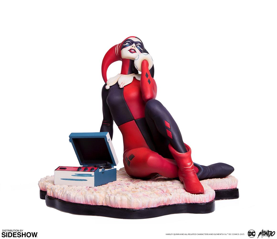 dc-comics-waiting-for-my-j-man-harley-quinn-statue-mondo-902952-21 Figurine - Harley Quinn - Waiting for My J Man