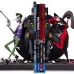 Batman-Joker-and-Harley-Bookend-Statue-150x150 Nouvelle sélection de figurines Harley Quinn