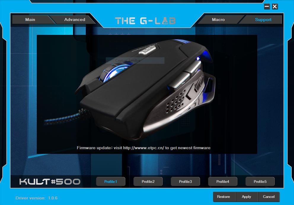 Kult500-Glab-main Kult 500 - Découvrez mon avis sur la souris gamer de The G-Lab