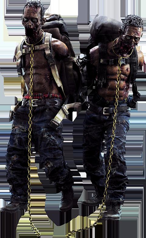 amc-the-walking-dead-michonnes-pet-walker-twin-pack-sixth-scale-threezero-silo-902992 Figurine - The Walking Dead - Michonne et ses rôdeurs