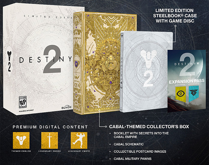 collector-destiny2-02 Destiny 2 et son collector