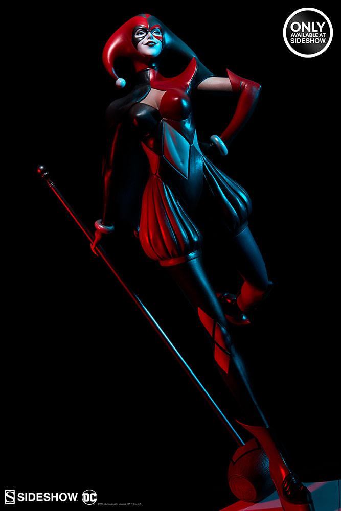 dc-comics-harley-quinn-stanley-artgerm-lau-artist-series-statue-200430-18 Figurines - Harley Quinn - Catwoman et Poison Ivy vues par Artgerm