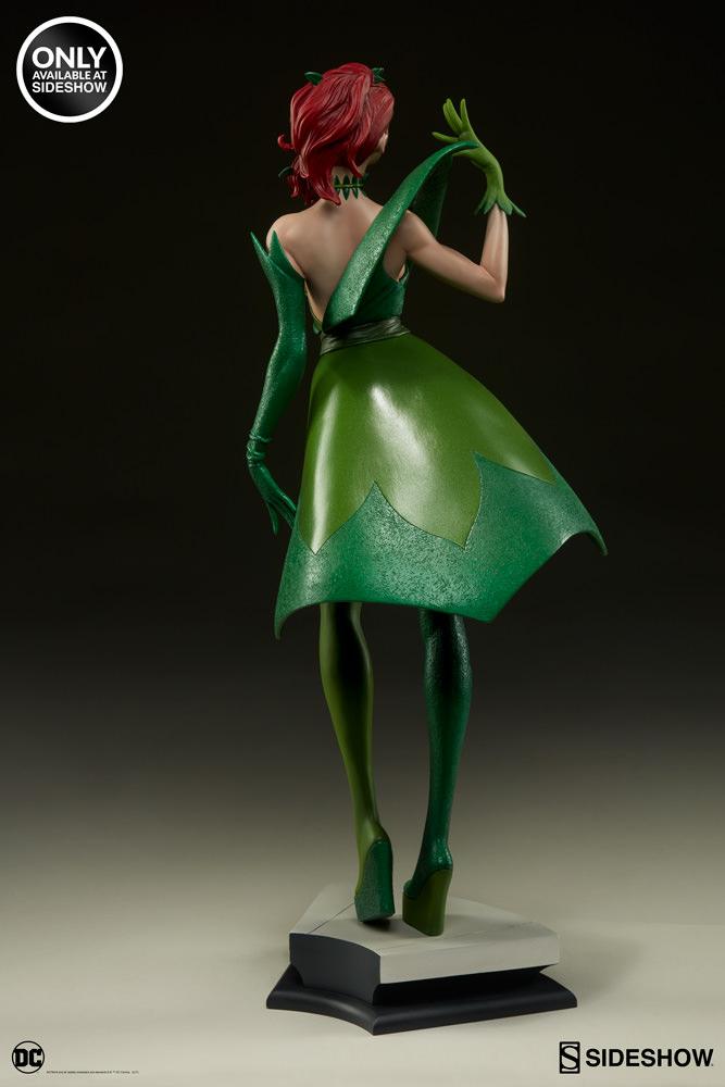 dc-comics-poison-ivy-stanley-artgerm-lau-artist-series-statue-200429-08 Figurines - Harley Quinn - Catwoman et Poison Ivy vues par Artgerm