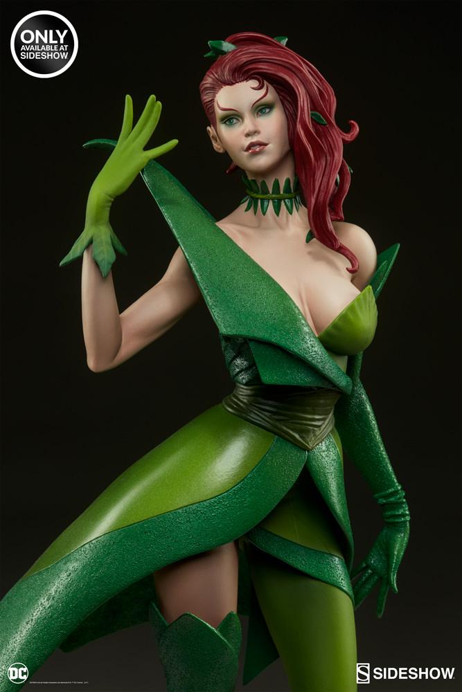 dc-comics-poison-ivy-stanley-artgerm-lau-artist-series-statue-200429-11 Figurines - Harley Quinn - Catwoman et Poison Ivy vues par Artgerm