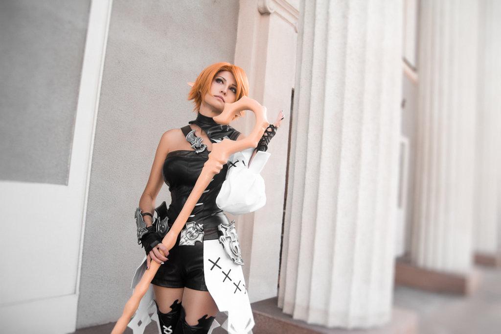 final_fantasy_cosplay__elezen_by_kak_tam_ee-d9la1ff Cosplay - Final Fantasy XIV - Elezen #147