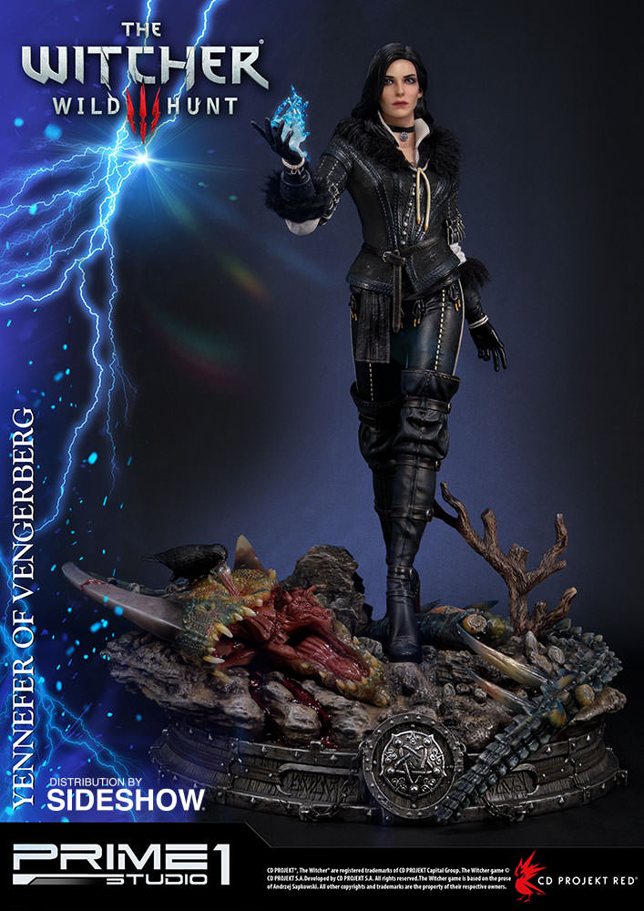 the-witcher-wild-hunt-yennefer-of-vengerberg-statue-prime1-studio-902989-05 Figurine – Yennefer de Vengerberg par Prime1