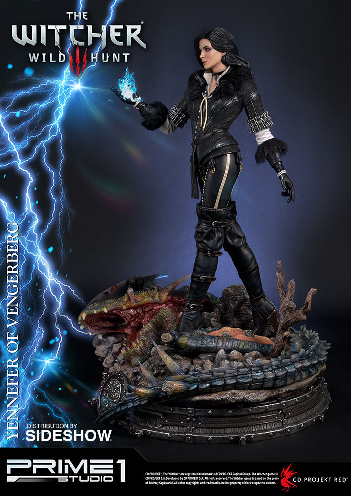 the-witcher-wild-hunt-yennefer-of-vengerberg-statue-prime1-studio-902989-10 Figurine – Yennefer de Vengerberg par Prime1