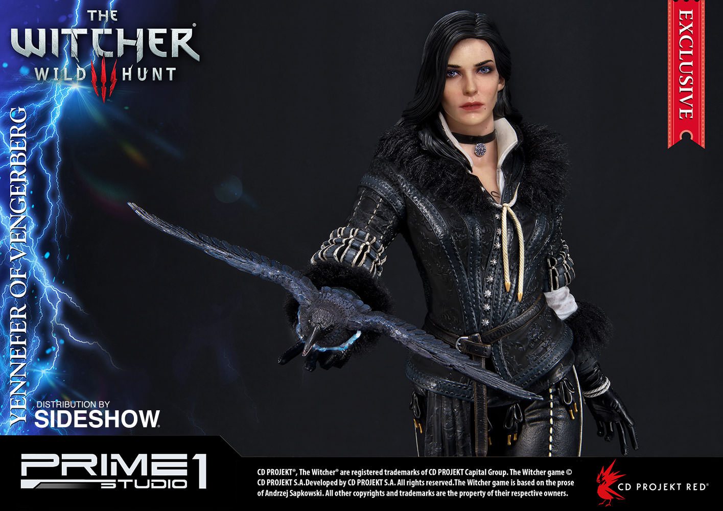 the-witcher-wild-hunt-yennefer-of-vengerberg-statue-prime1-studio-9029891-03 Figurine – Yennefer de Vengerberg par Prime1