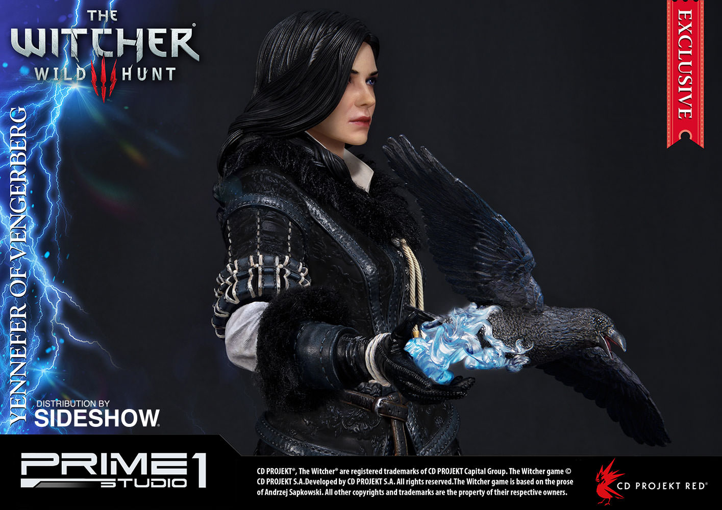 the-witcher-wild-hunt-yennefer-of-vengerberg-statue-prime1-studio-9029891-05 Figurine – Yennefer de Vengerberg par Prime1