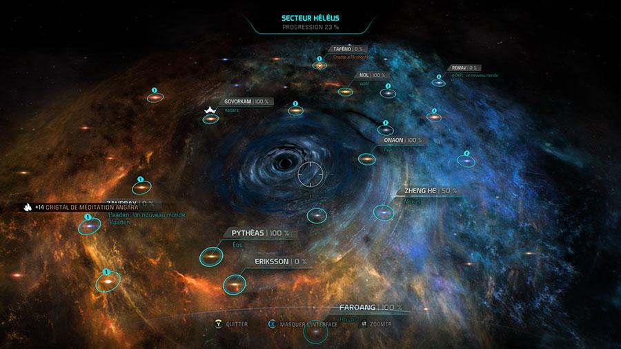 MEA_SecteurHeleus TEST - Mass Effect Andromeda